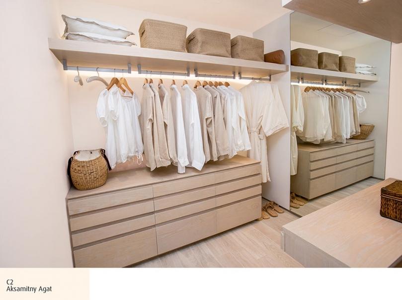 Mała garderoba, Magnat Ceramic Aksamitny Agat C2